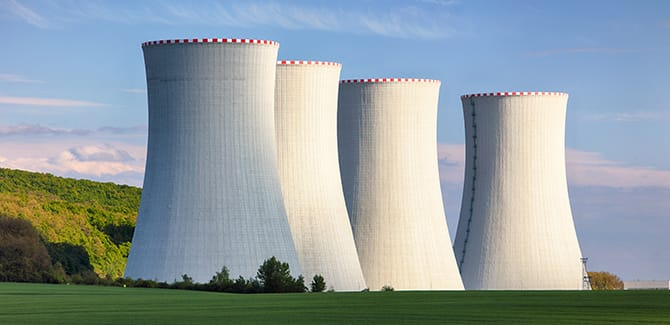 nuclear power plant security