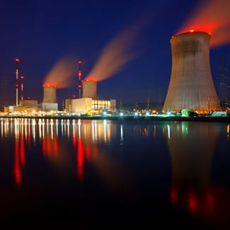 PMO EPR nuclear power plant