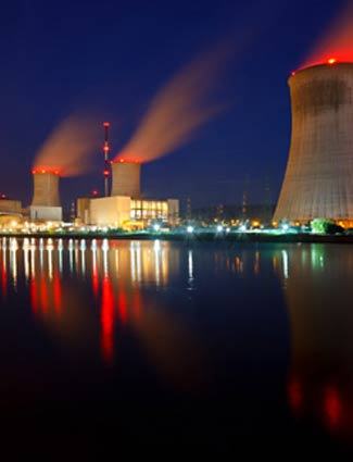 PMO nuclear power plant