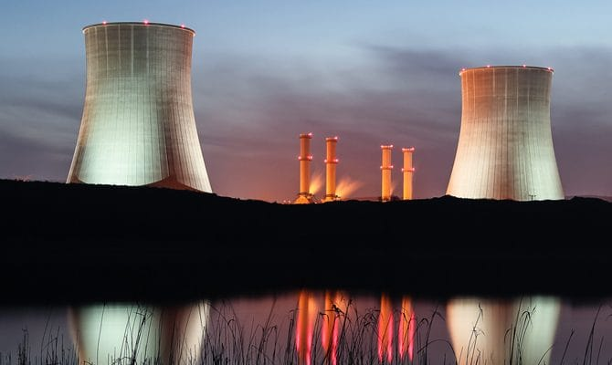 System Engineering power plant