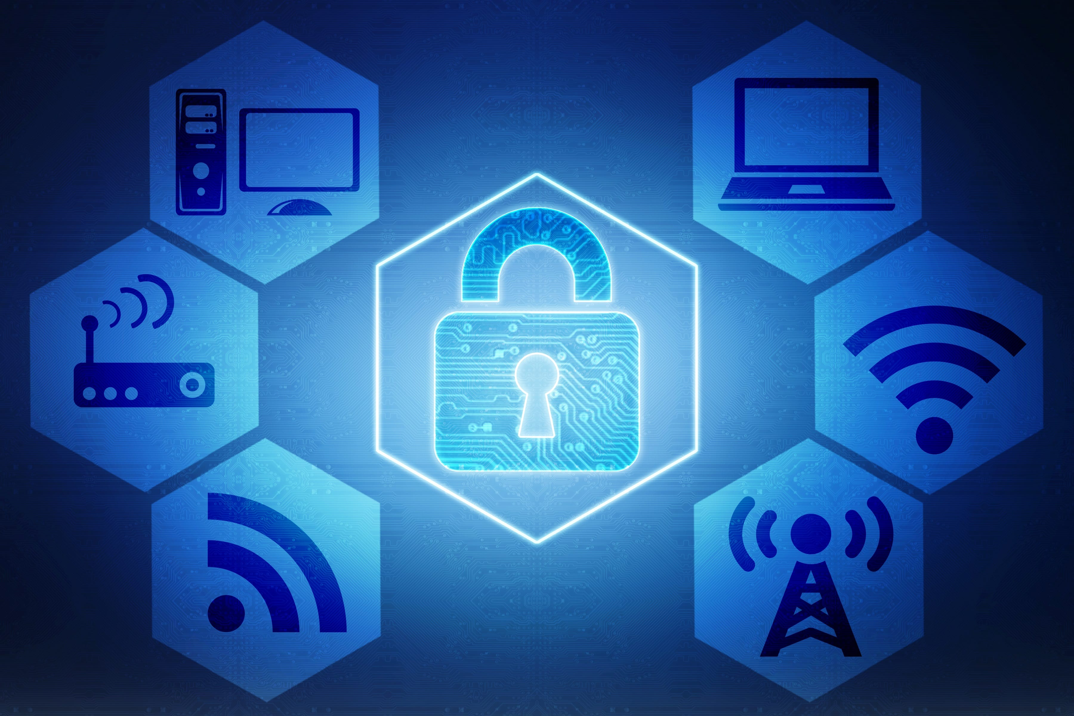 cybersecurity-Security of sensitive infrastructures