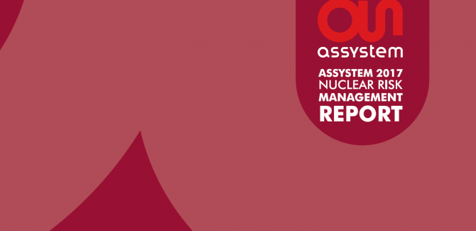 Nuclear safety report 2017