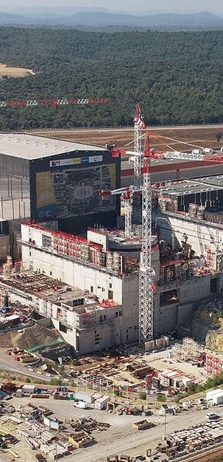 Supervision construction ITER