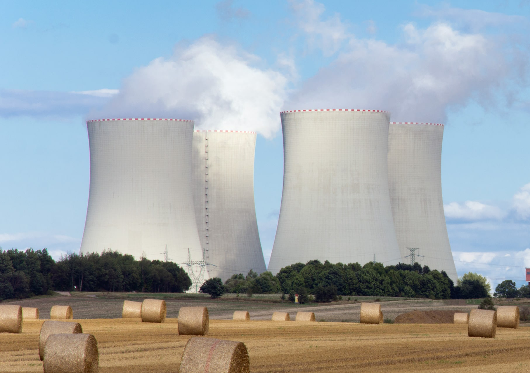 Regulatory compliance nuclear power plants