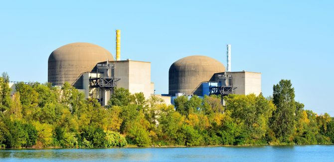 Preliminary design nuclear power plant