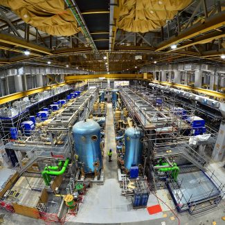 Design cryogenic plant ITER site