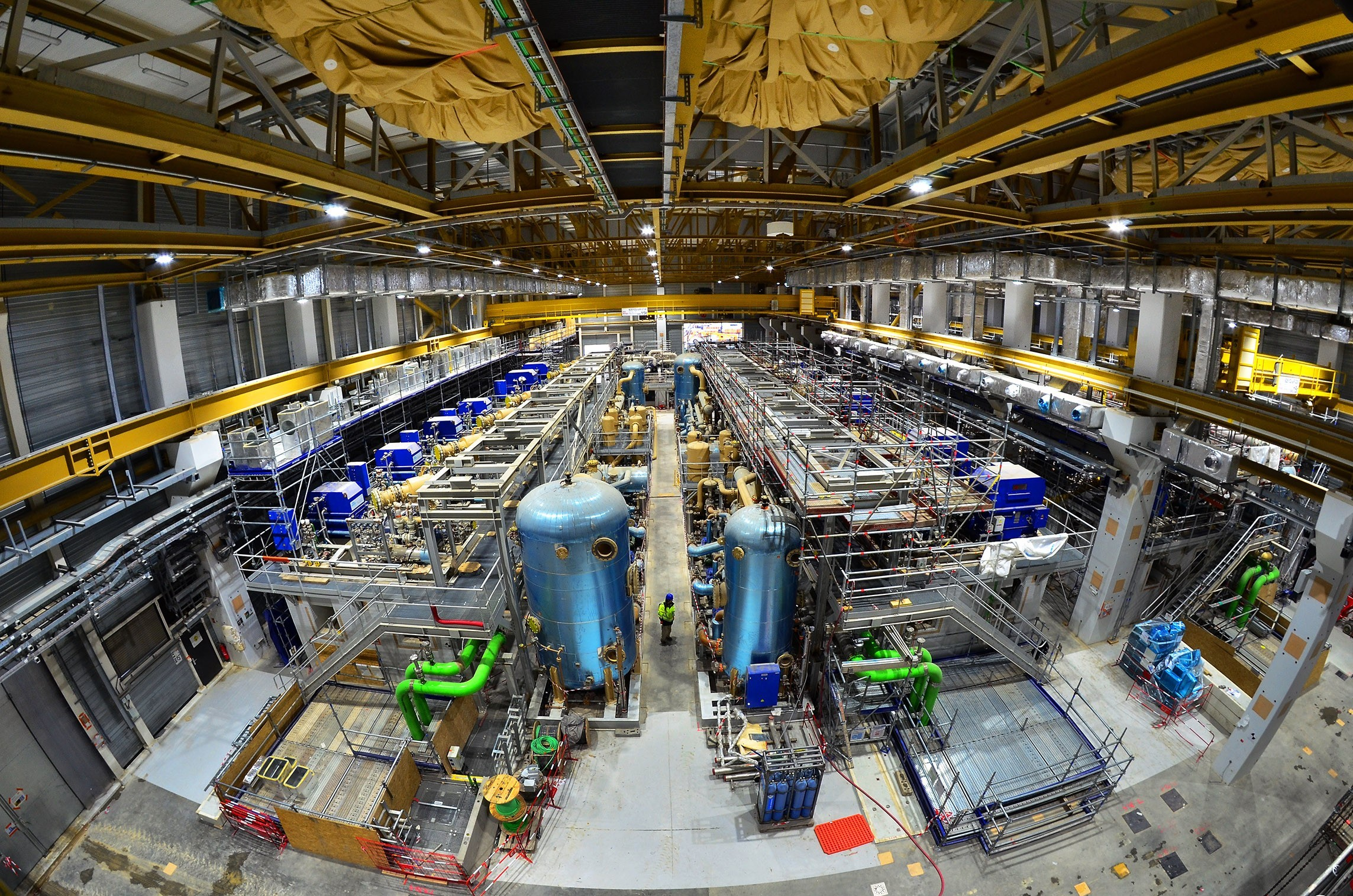 conception usine cryogenique ITER