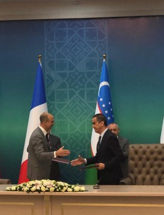 Assystem Partner with Ministry of Energy to Drive Uzbekistan's Energy Transition